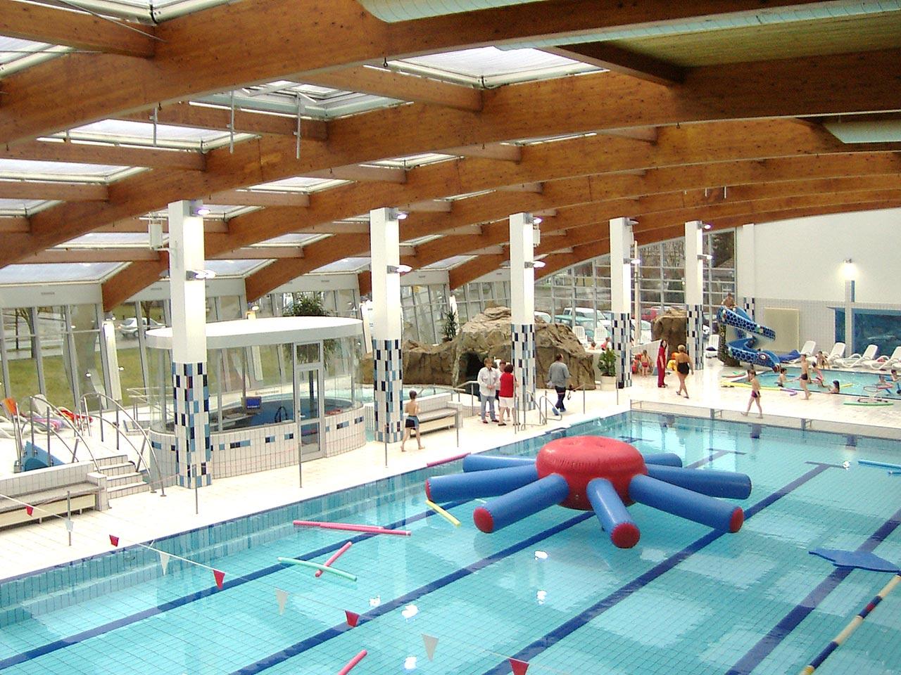 Wittenberge Schwimmhalle